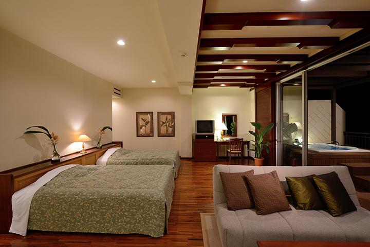 宿泊棟は全9つ「カヌチャベイホテル&ヴィラズ」のお部屋を大解剖の7番目の画像