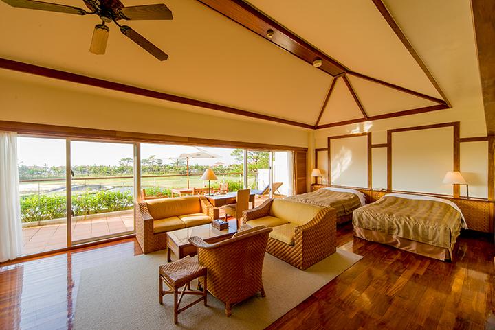 宿泊棟は全9つ「カヌチャベイホテル&ヴィラズ」のお部屋を大解剖の15番目の画像