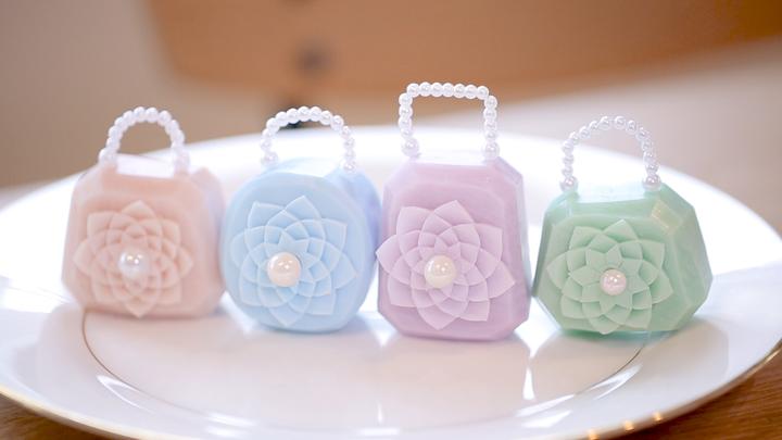 「Katayama Carving School」の「ガールテイストバッグ」
