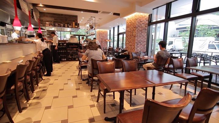 ほっぺが落ちるフレンチトースト!「ビストロ ア ラ ドゥマンド」で南フランスの朝食をの1番目の画像