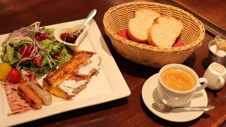 ほっぺが落ちるフレンチトースト!「ビストロ ア ラ ドゥマンド」で南フランスの朝食をの2番目の画像