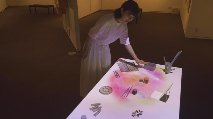 「ちひろ美術館・東京」の展示作品
