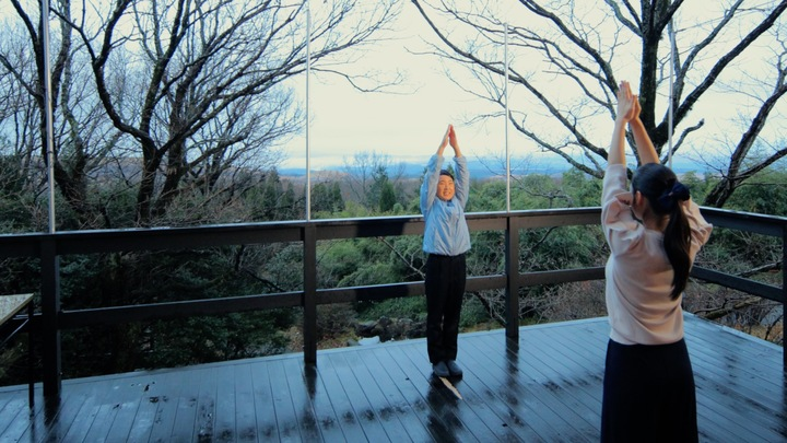 「星野リゾート 界 阿蘇」名物! リフレッシュ効果抜群のカルデラ体操とは?の1番目の画像