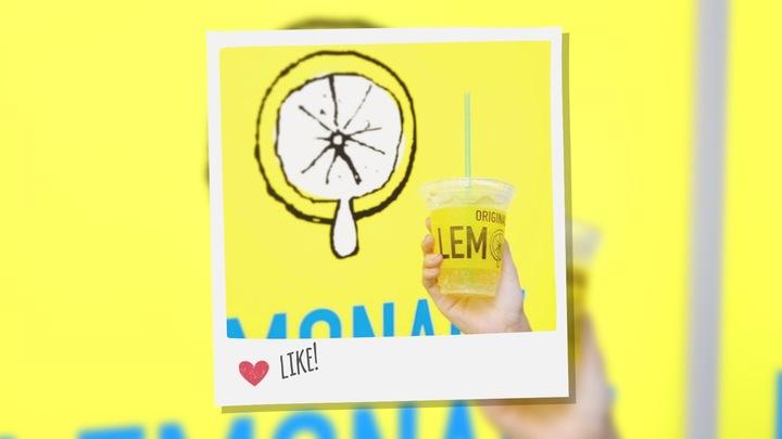 「LEMONADE by Lemonica」のレモネード