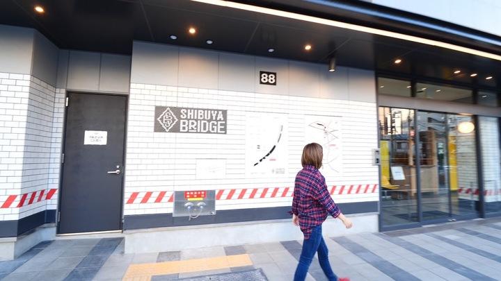「渋谷ブリッジ」の外観