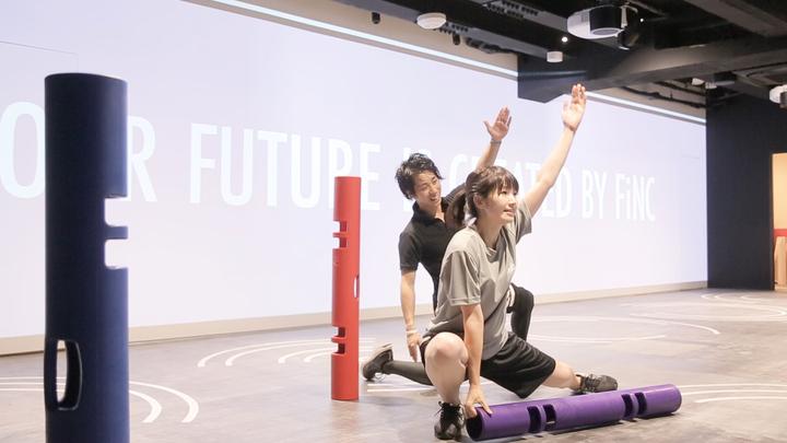 「FiNC Fit」のパーソナルトレーニング