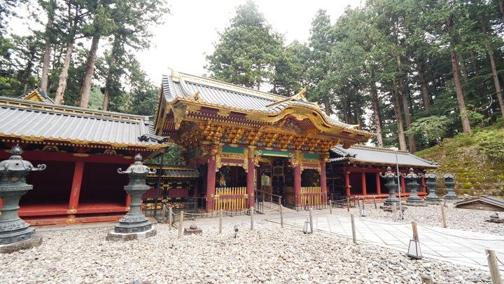 「日光山輪王寺」の夜叉門