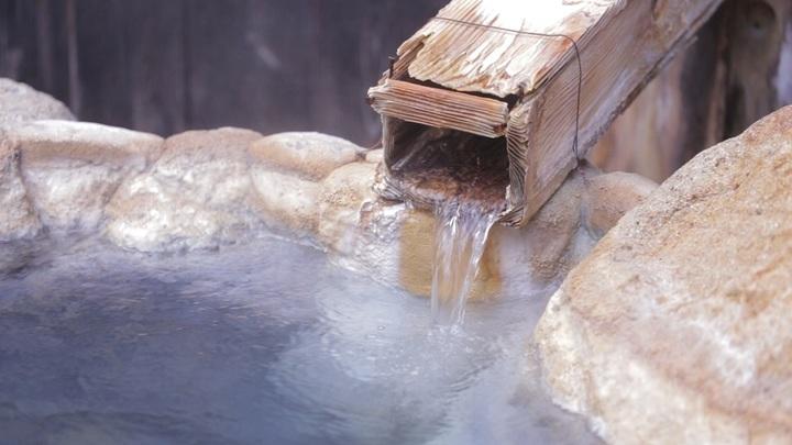 天然温泉「長生の湯」