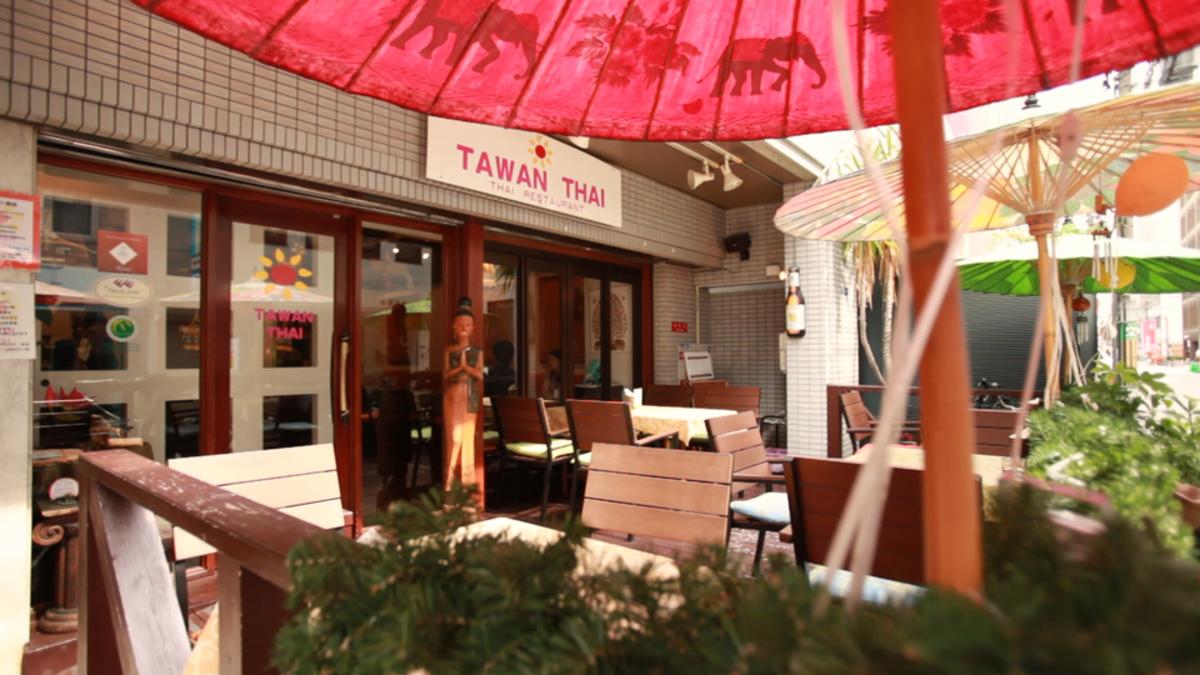 TAWAN・THAI