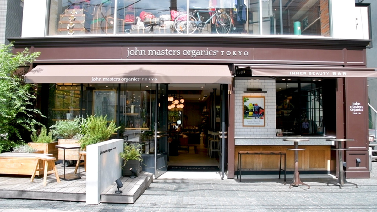 john masters organics TOKYO