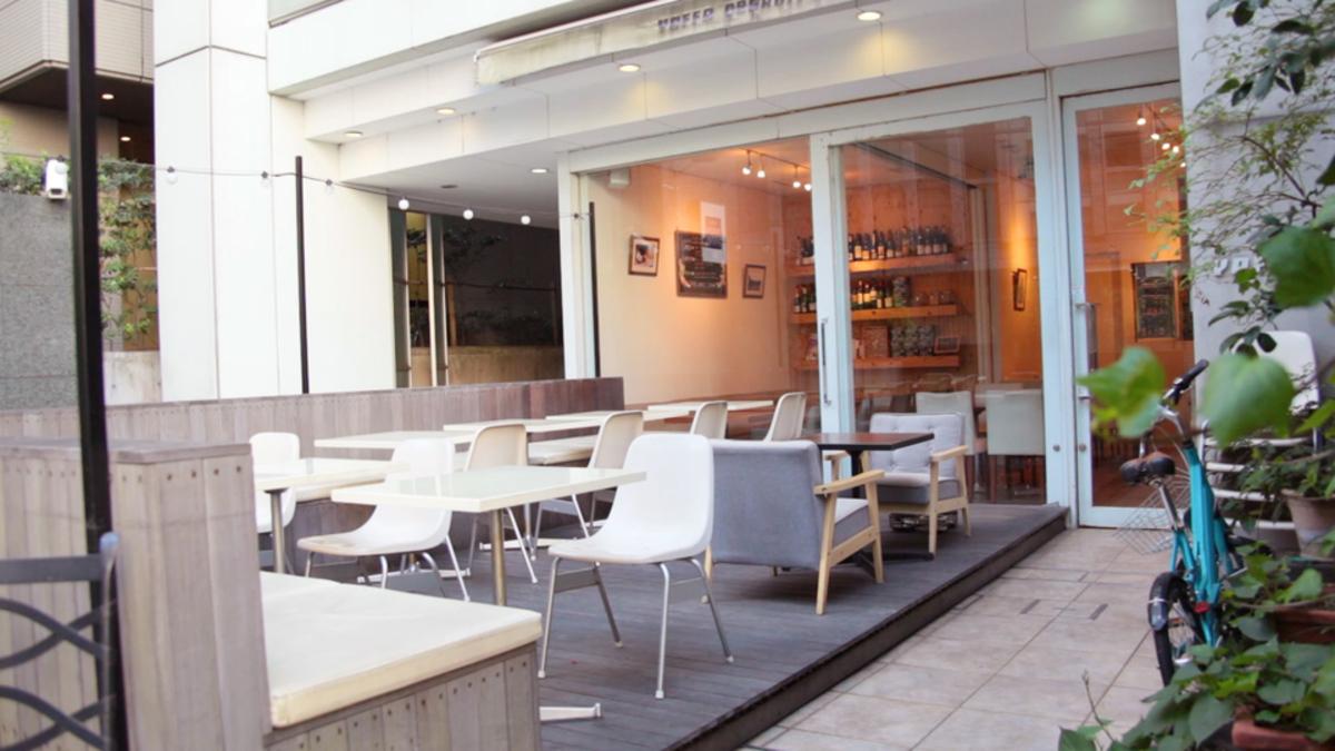 YAFFA ORGANIC CAFÉ