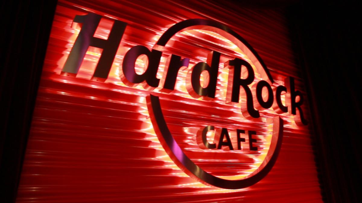 ハードロックカフェ福岡