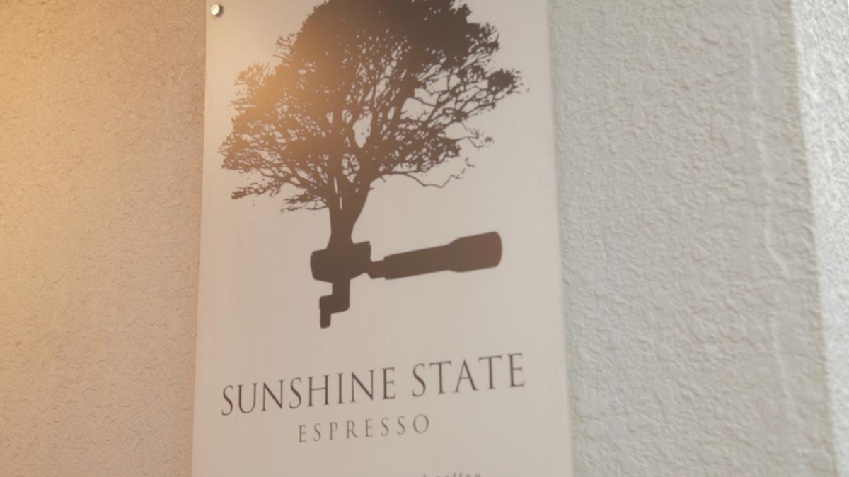 SUNSHINE STATE ESPRESSO 本所本店
