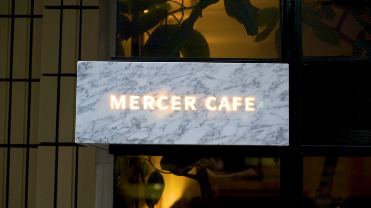 MERCER CAFE