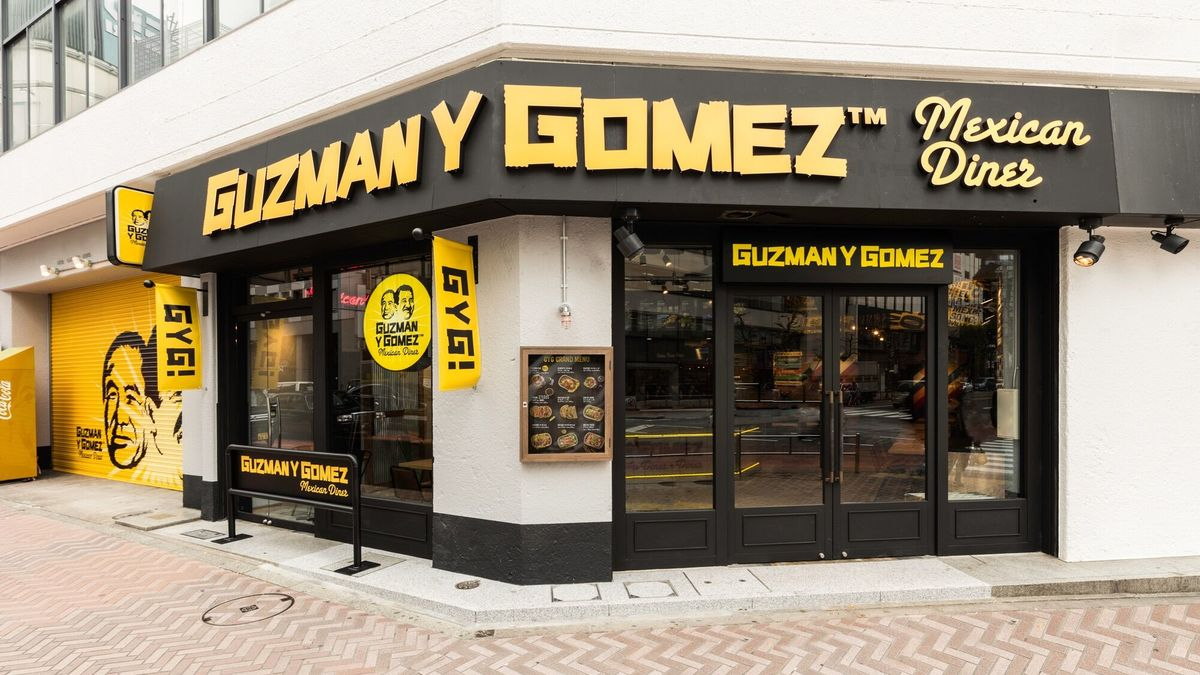 Guzman y Gomez 渋谷店