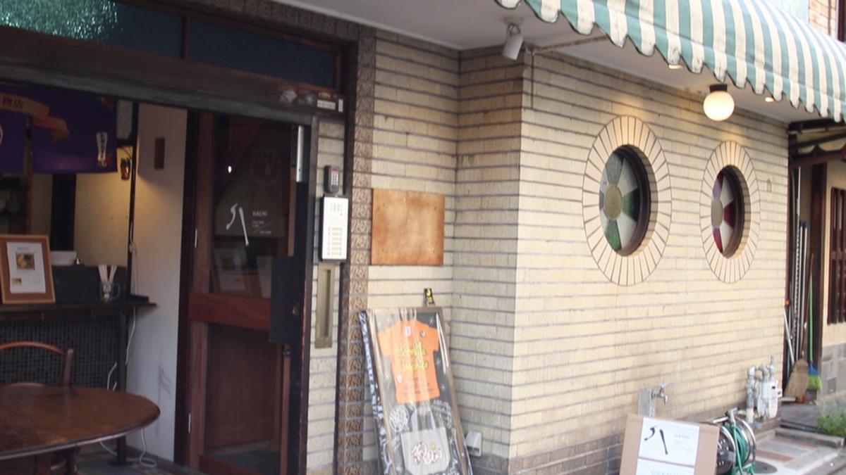 八 HACHI CRAFT BEER&SAKE VINYL SHOP