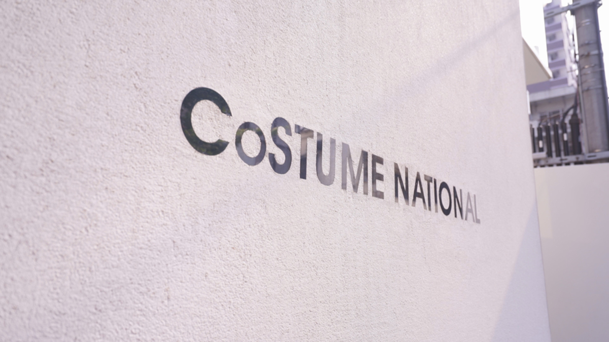 CoSTUME NATIONAL WALL 福岡店