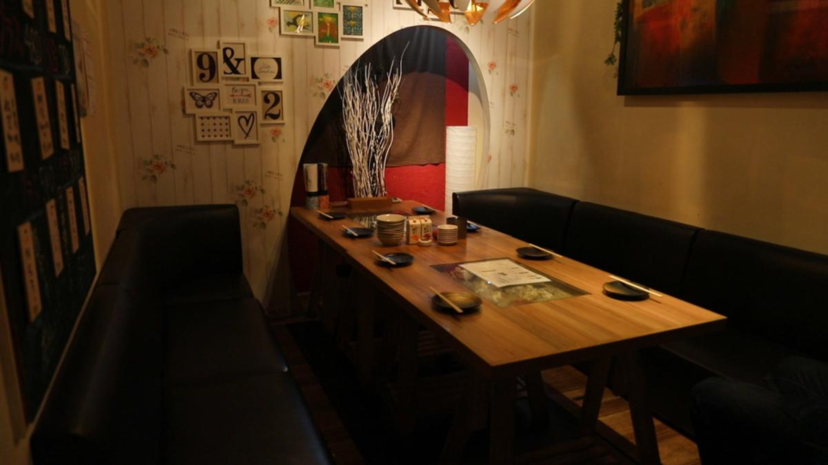 熟成肉と魚と日本酒のカナデ