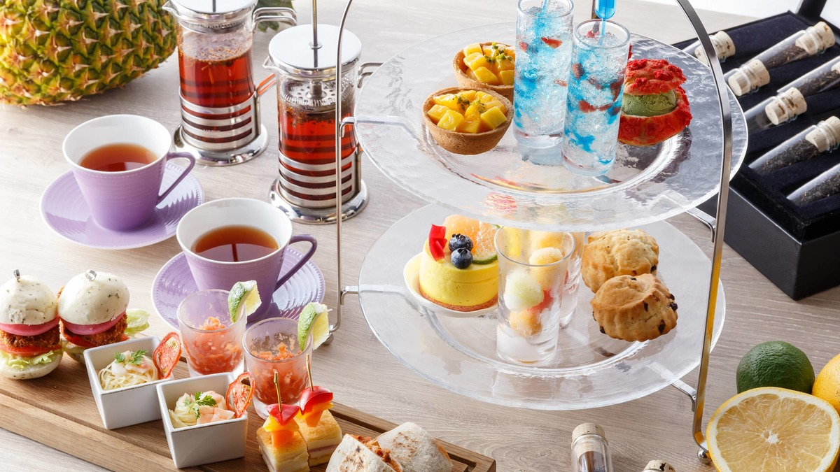 Afternoon Tea ~Summer Experience~