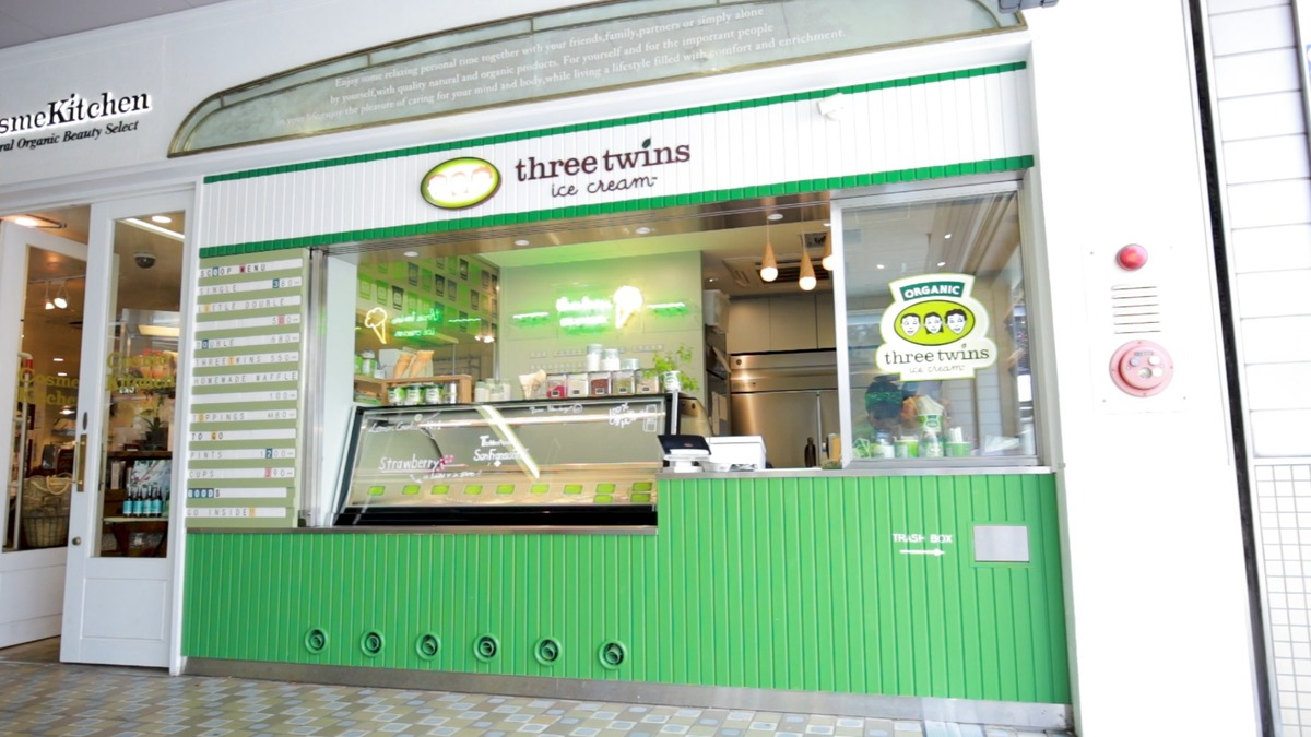 Three Twins Ice Cream 代官山本店
