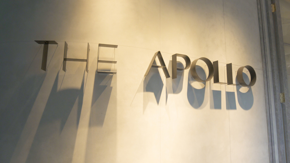 THE APOLLO