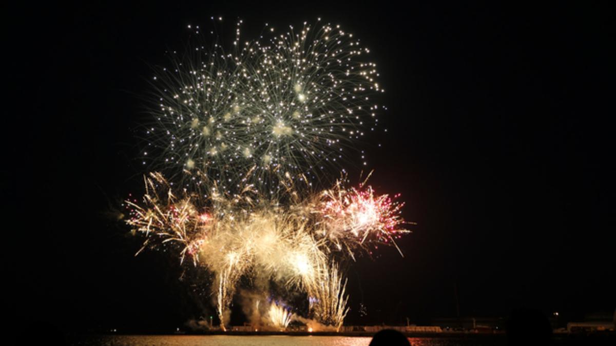 横須賀市西地区納涼花火大会