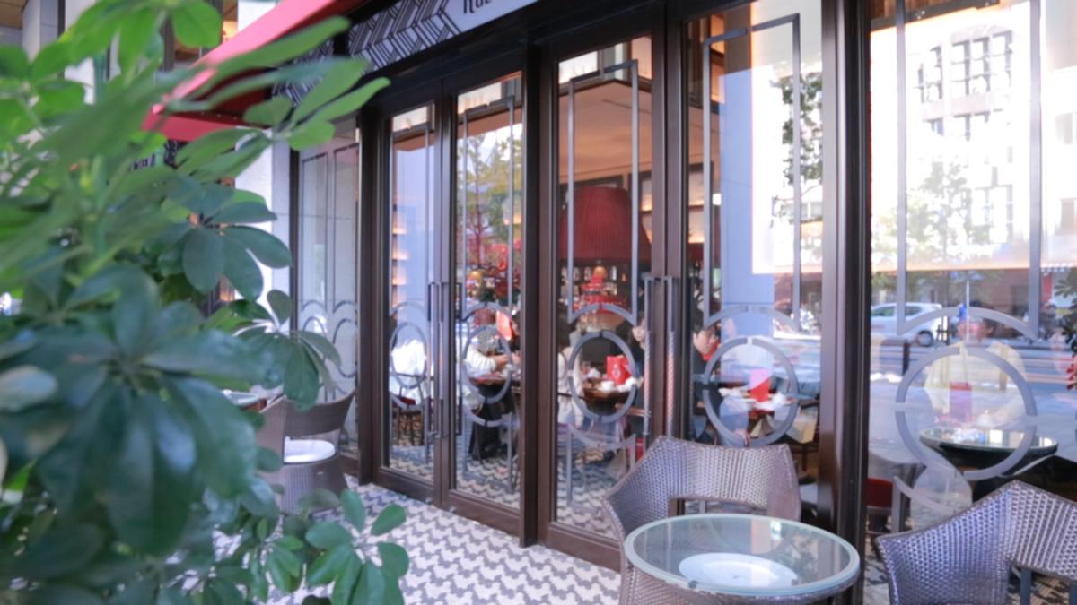 セントレジスホテル大阪のストロベリーブッフェ「LOVE STRAWBERRY」