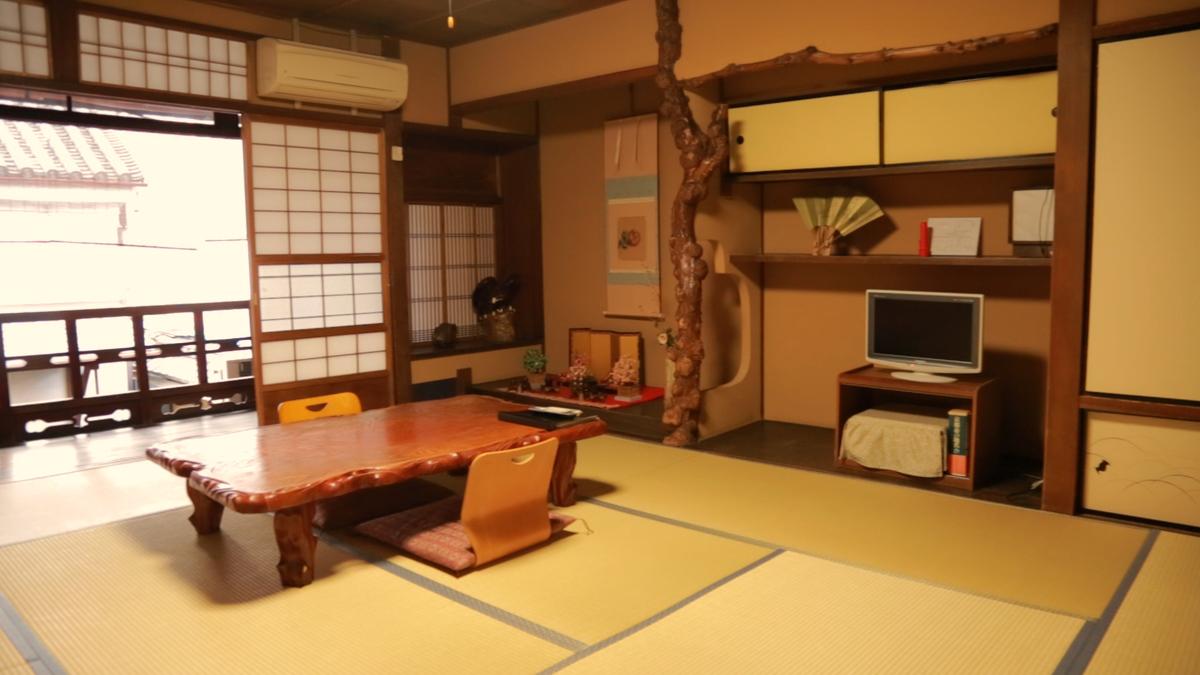 京町屋の宿 十四春旅館