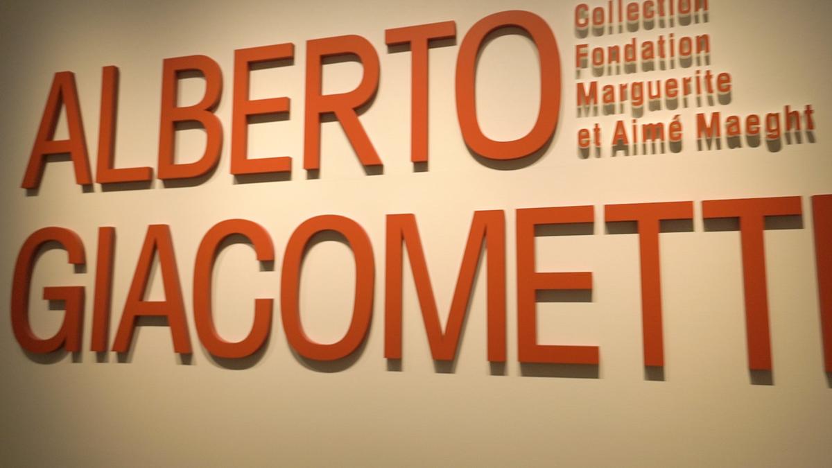 国立新美術館開館10周年 ジャコメッティ展