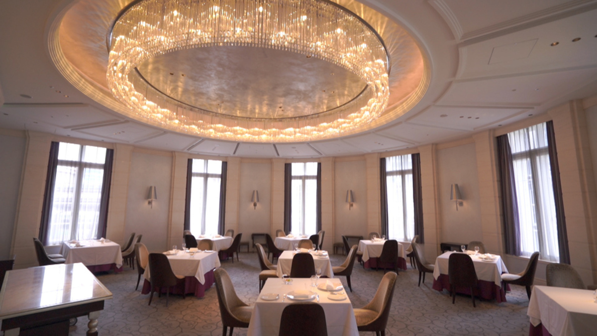 Restaurant Blanc Rouge(レストラン ブラン ルージュ)