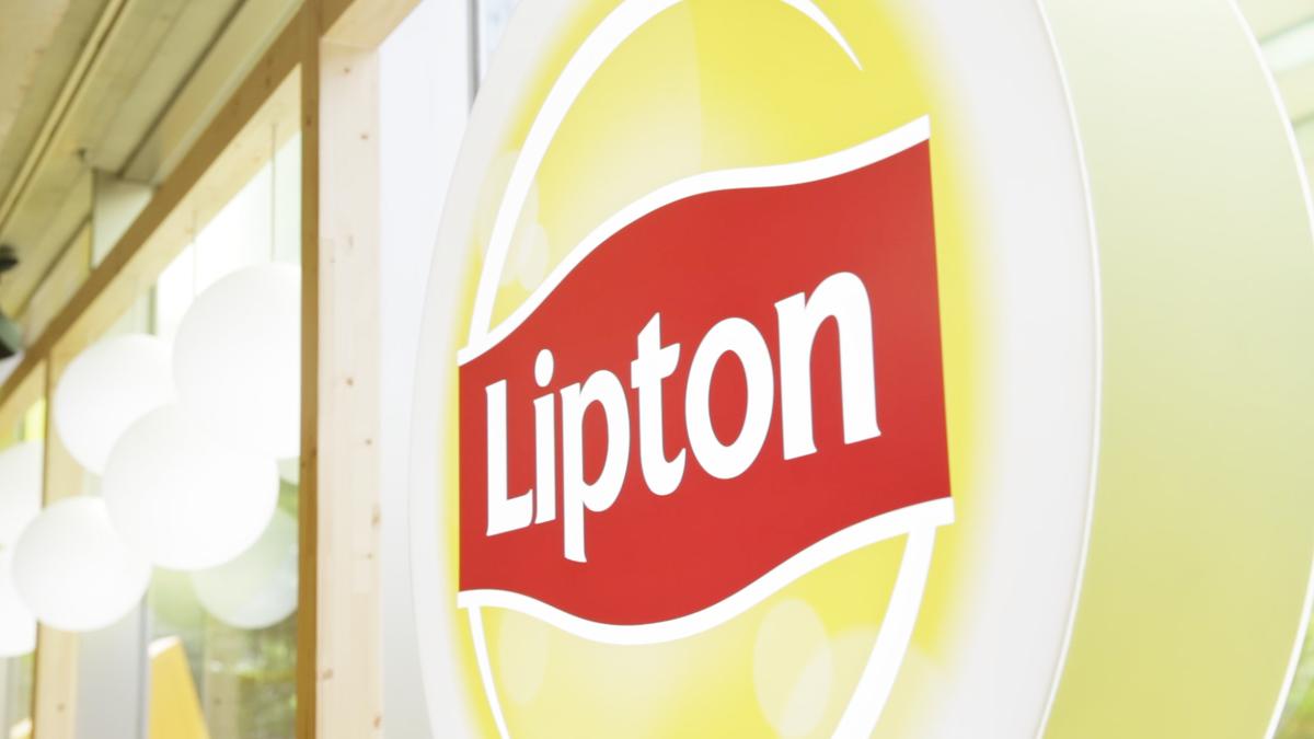 リプトン期間限定「Fruits in Tea専門店」