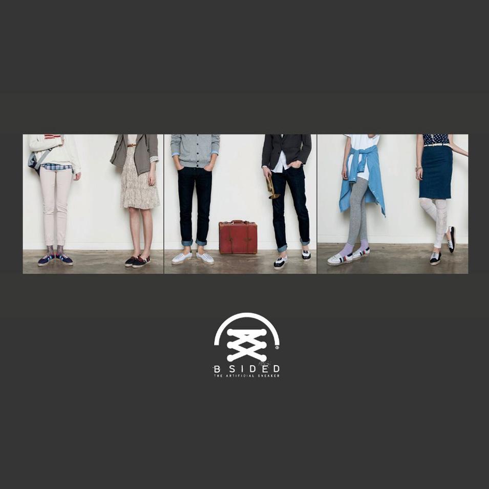 BSIDED 法國麻帆鞋 BSIDED 麻帆鞋 | 7折 | Citiesocial