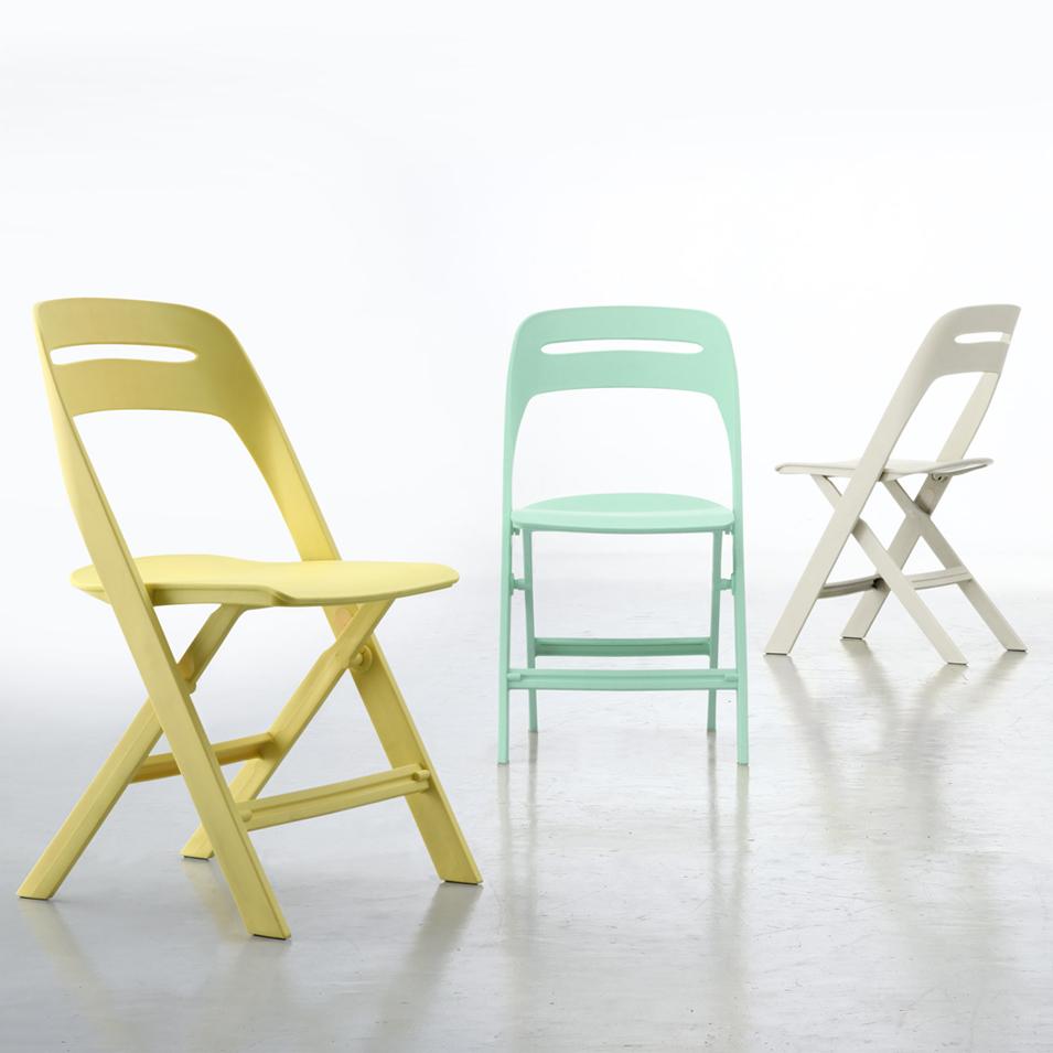 祥業工業 Sitpls NOVITE 零螺絲折合椅 | 8.5折 | Citiesocial