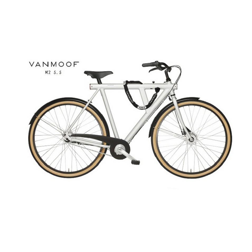 VANMOOF 荷蘭VANMOOF自行車 M2 5.5 | 設計 | Citiesocial