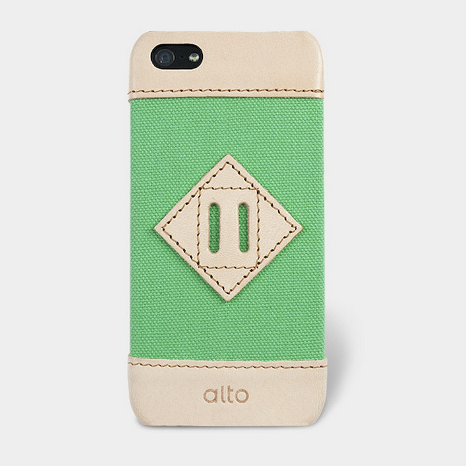 Alto SCAPA Series for iPhone5(草綠) | 設計 | Citiesocial