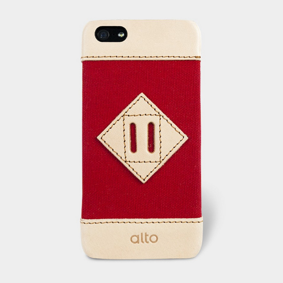 Alto SCAPA Series for iPhone5(紅) | 設計 | Citiesocial