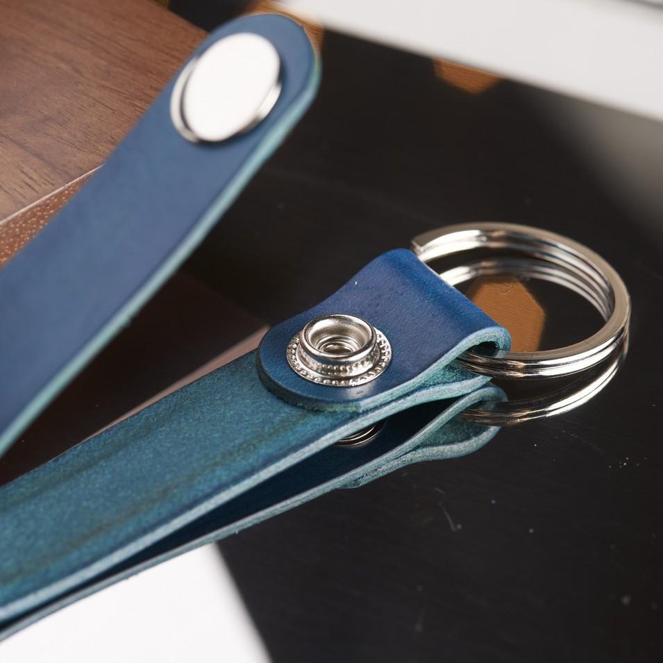 Artificer 生活精品配件 Artificer-Craft系列-鑰匙環-blue | 設計 | Citiesocial