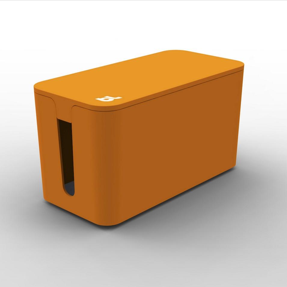 Bluelounge 3C設計 CableBox mini 電線收納盒(橘) | 設計 | Citiesocial