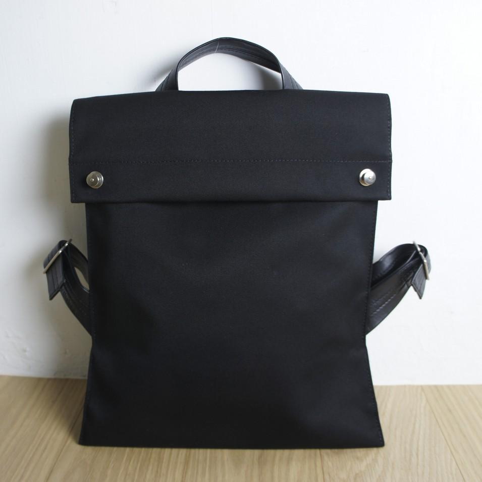 dothebag 敞篷車軟頂帆布-大後背手提包-黑 | 設計 | Citiesocial