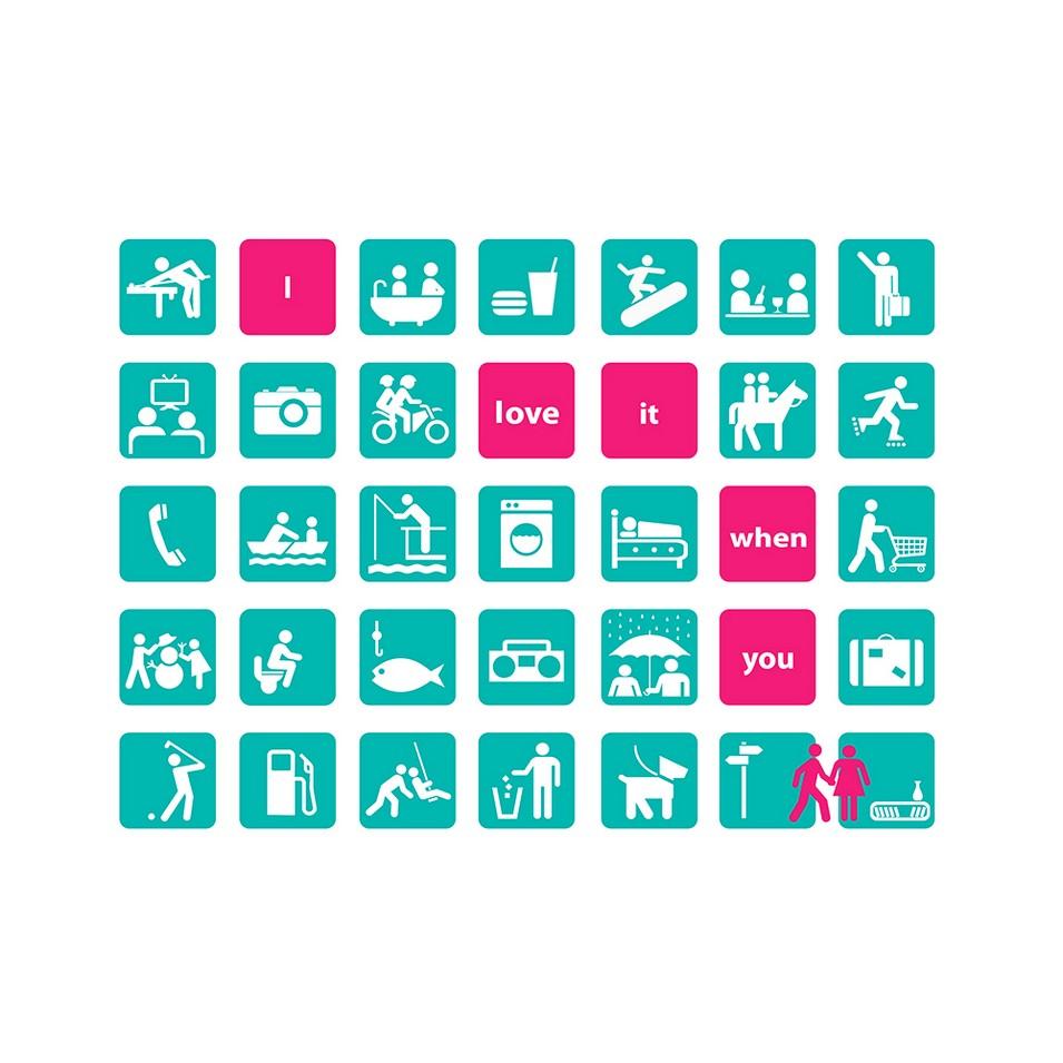 CACHE CACHE 刮刮樂創意自貼式萬用卡-我愛當你 | 設計 | Citiesocial