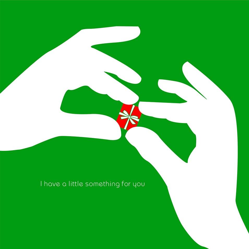 CACHE CACHE 刮刮樂創意聖誕新年卡 | 設計 | Citiesocial
