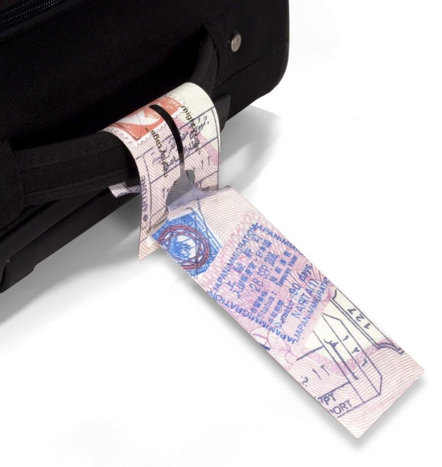 DYNOMIGHTY 紙行李吊牌-Passport (10入) | 設計 | Citiesocial