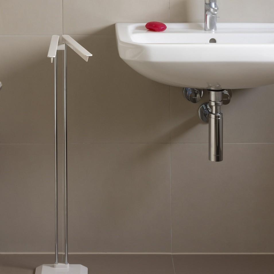Studio Domo 達摩工坊 towel rack雙桿浴巾架 | 設計 | Citiesocial