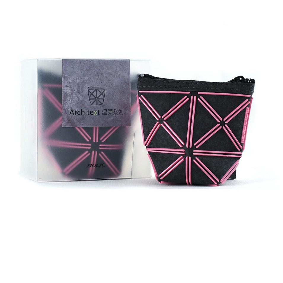 DUCK 建築系列-隨身袋包-粉紅M | 設計 | Citiesocial