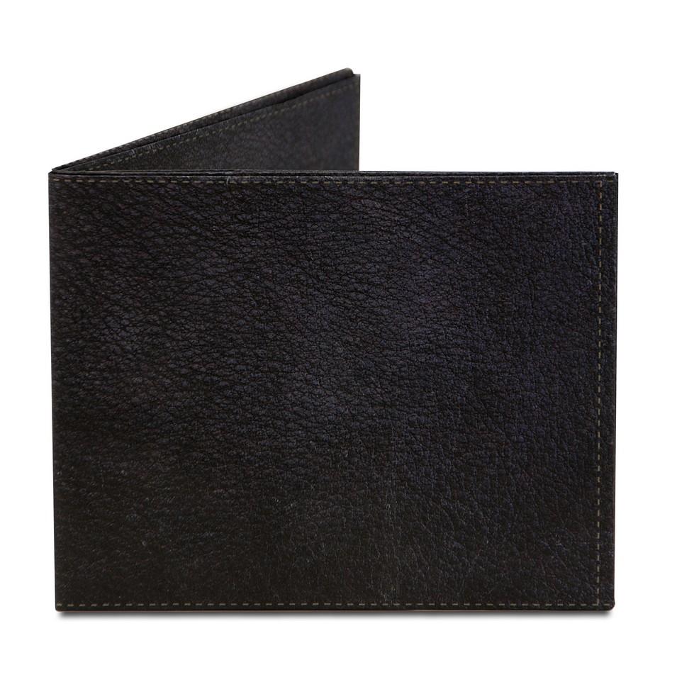 DYNOMIGHTY 紙皮夾_Black Leather   設計   Citiesocial