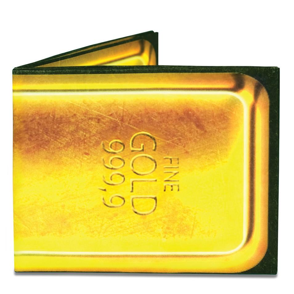 DYNOMIGHTY 紙皮夾_Gold Bar | 設計 | Citiesocial