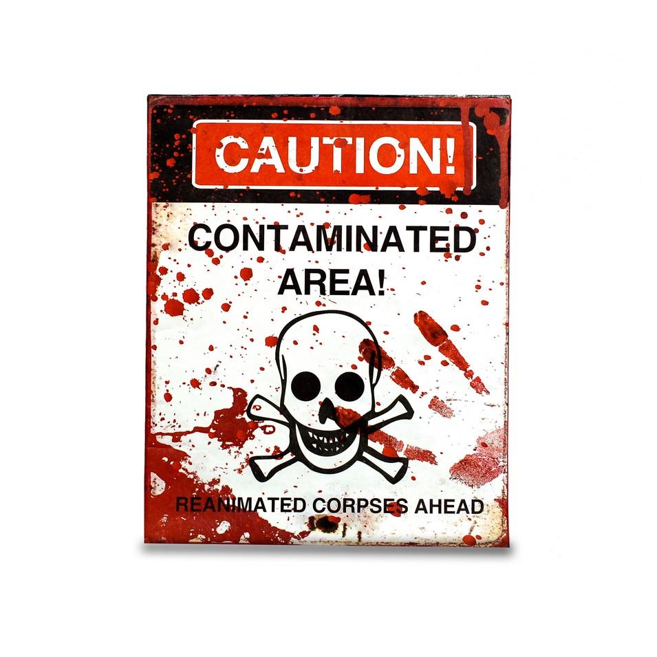 DYNOMIGHTY iPad保護套_Zombie Sign | 設計 | Citiesocial
