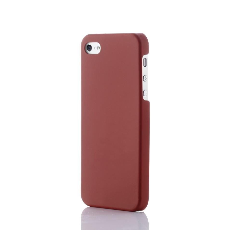 Evouni 時尚3C配件 薄_玻纖超薄護殼_iPhone5(紅) | 設計 | Citiesocial