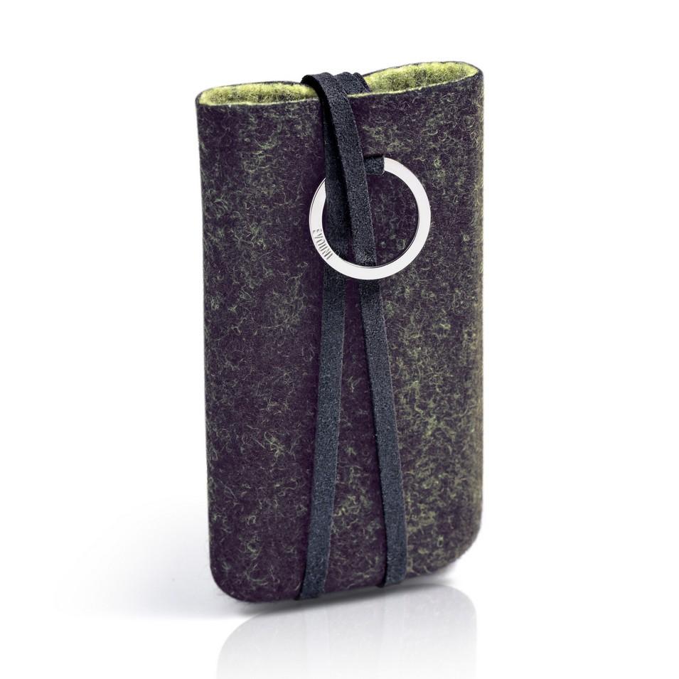 Evouni 時尚3C配件 原_手作羊毛保護套_Smartphone_綠 | 設計 | Citiesocial