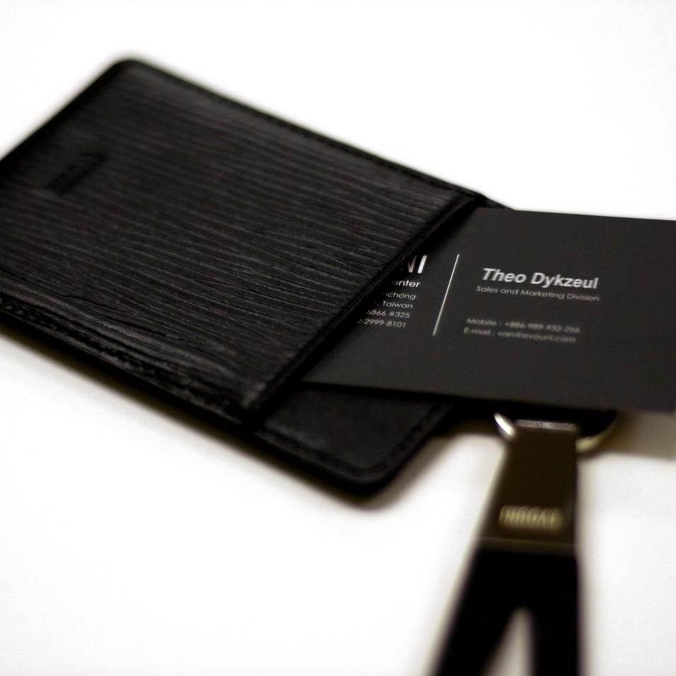 Evouni 時尚3C配件 雅_皮革證件套 | 設計 | Citiesocial